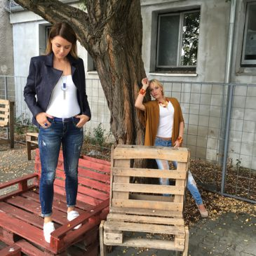 Betekintés az őszi kampányfotózás kulisszái mögé