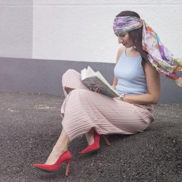 Olvasni divat
