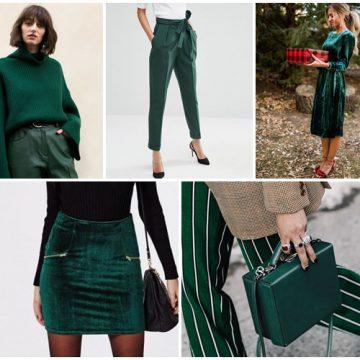 Ragyogó smaragdzöld